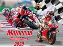 Motorrad Grand Prix 2015, Kalender