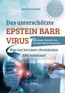 Sigrid Nesterenko: Das unterschätzte Epstein Barr Virus, Buch