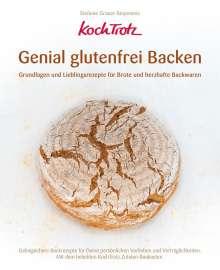 Stefanie Grauer-Stojanovic: KochTrotz - Genial glutenfrei Backen, Buch