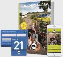 Landvergnügen 2021, Buch