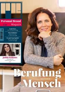 Madeleine Zbinden: Personal Brand Magazin, Buch