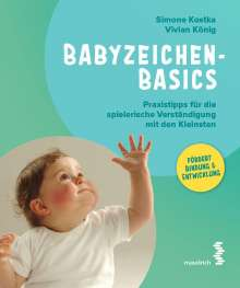 Simone Kostka: Babyzeichen - Basics, Buch