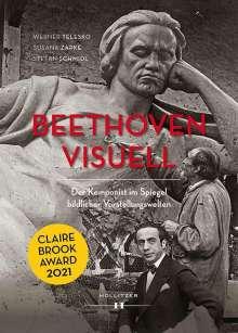 Telesko Werner: Beethoven visuell, Buch