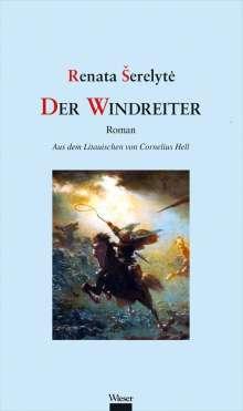 Renata Serelyte: Der Windreiter, Buch