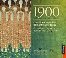 Wiener Kammerchor - 1900 (Chormusik zwischen Romantik und Moderne), CD