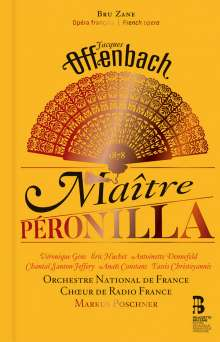 Jacques Offenbach (1819-1880): Maitre Petronilla, 2 CDs