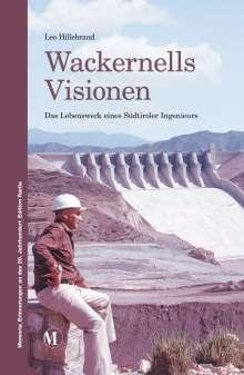 Leo Hillebrand: Wackernells Visionen, Buch