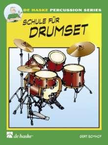 Gert Bomhof: Schule Fr Drumset 1, Noten