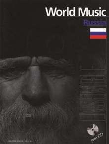Diverse: Russia für Ensemble in variabler Besetzung (2 Melodieinstrumente (C,B) Klavier, Akkordeon, Gitarre, Bass (Kontrabass/ E-Bass), Percussion, Noten