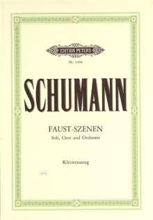 """Robert Schumann: Szenen aus Goethes """"Faust"""", Noten"""