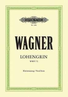 Richard Wagner: Lohengrin (Oper in 3 Akten) WWV 75, Noten