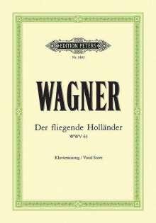 Richard Wagner: Der fliegende Holländer (Oper in 3 Akten) WWV 63, Noten