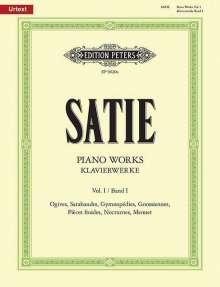 Erik Satie: Klavierwerke, Band 1 / URTEXT, Noten