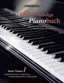 Verschiedene: Das vierhändige Pianobuch - Band 1, Noten