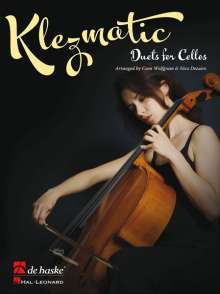 Klezmatic Duets for Cellos, Buch