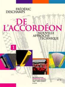 Deschamps: De L'accordeon, Noten