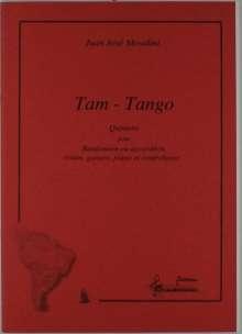 Juan Jose Mosalini: Tam-Tango, Noten
