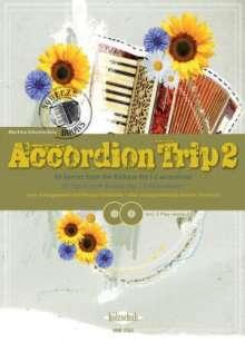 Martina Schumeckers: Accordion Trip 2, Noten