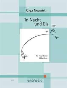 Olga Neuwirth: In Nacht und Eis (2007), Noten