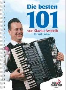 Slavko Avsenik: Die besten 101, Noten