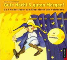 Gute Nacht & guten Morgen!, CD