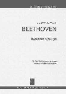 Ludwig van Beethoven: Romanze Opus 50, Buch