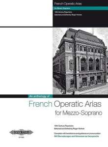 Verschiedene: Französische Opernarien, Noten