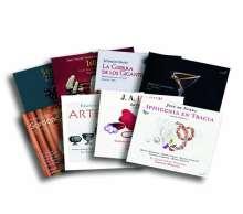 Barocke Opernraritäten - 8 Gesamteinspielungen (Exklusiv-Set für jpc), 18 CDs
