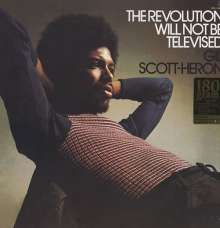 Gil Scott-Heron (1949-2011): Revolution Will Not Be Televised (180g) (Limited Edition), LP