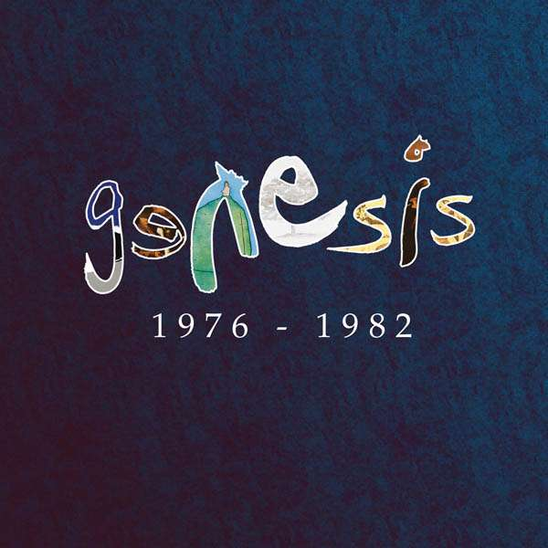 Genesis Box Set 1976 1982 6 Sacds 6 Dvds Sacd Wom