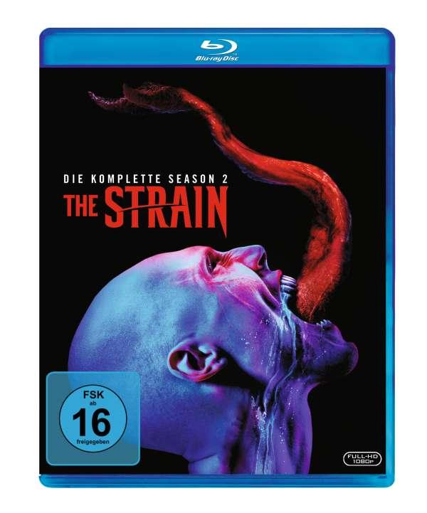 The Strain Staffel 2 Sky