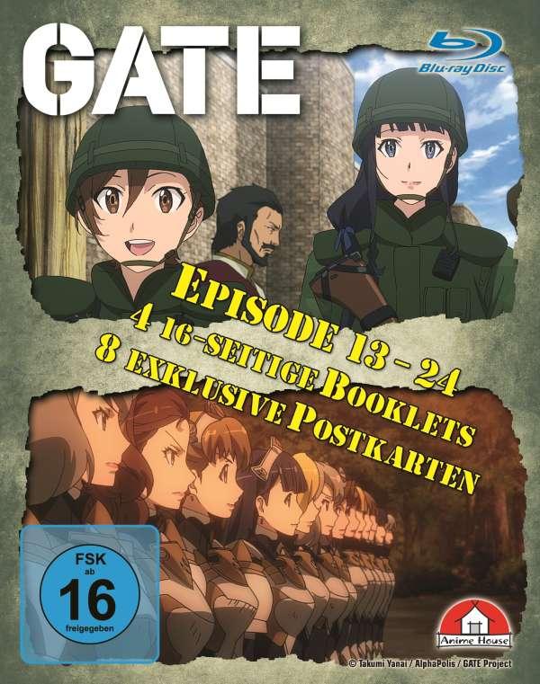 Gate Staffel 2