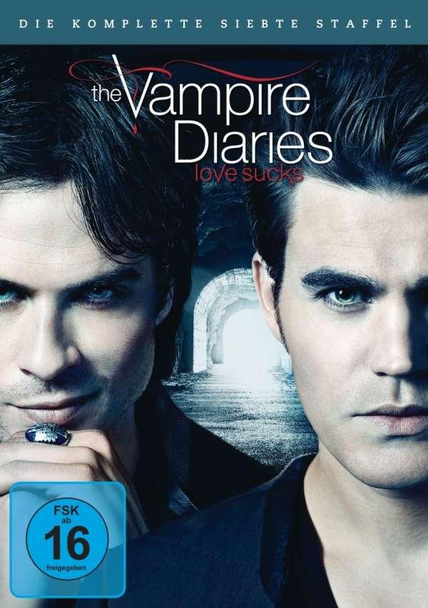 Vampire Diaries Staffel 7 Dvd Start