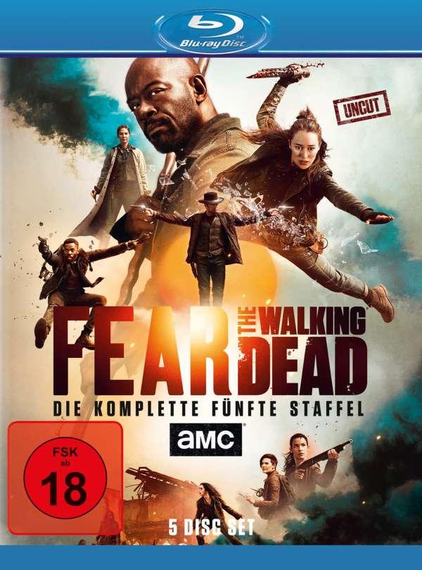 The Walking Dead Staffel 7 Blu Ray