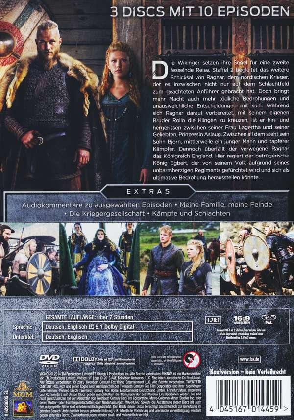 Vikings Staffel 5.2 Dvd Deutsch Erscheinungsdatum