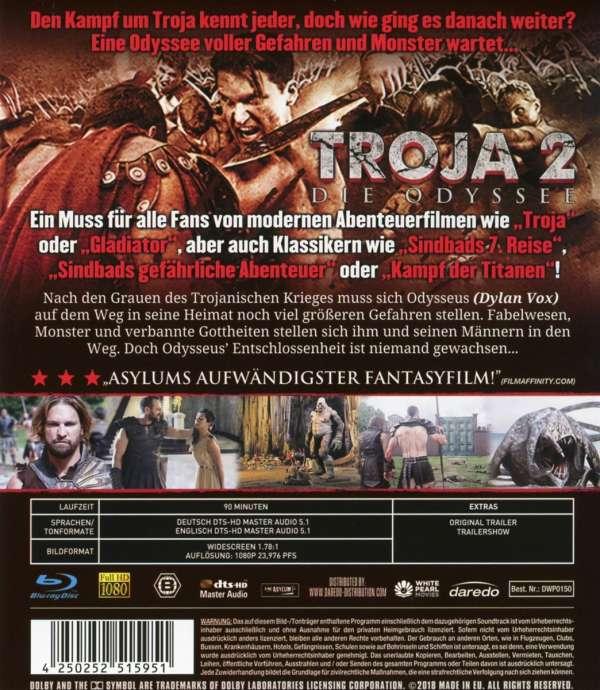 Troja 2 Die Odyssee